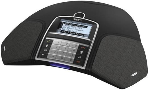Konferenztelefon VoIP SNOM 2040 Schwarz