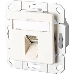 Sieťová zásuvka pod omietku Metz Connect 130C371101-I, CAT 6A, 1 port