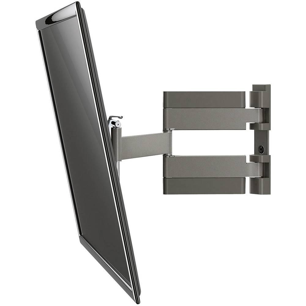 support mural tv vogel s thin 245 grey 66 0 cm 26 139. Black Bedroom Furniture Sets. Home Design Ideas