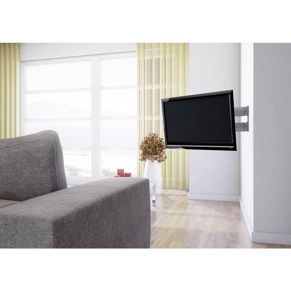 supporto a parete per tv 101 6 cm 40 165 1 cm 65. Black Bedroom Furniture Sets. Home Design Ideas