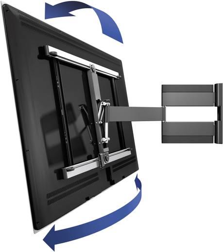 tv wandhalterung 101 6 cm 40 165 1 cm 65 neigbar schwenkbar vogel s thin 345. Black Bedroom Furniture Sets. Home Design Ideas
