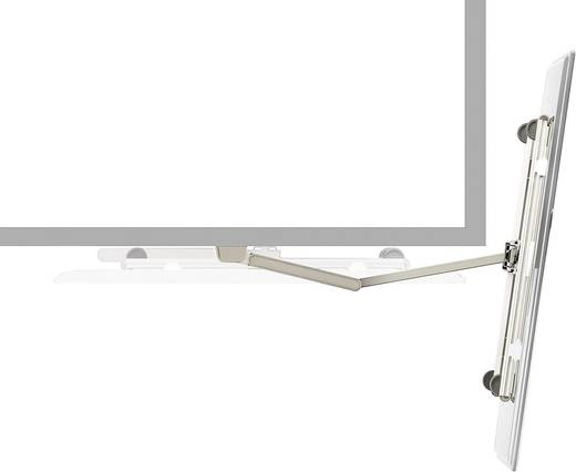 """TV-Wandhalterung 101,6 cm (40"""") - 165,1 cm (65"""") Neigbar+Schwenkbar Vogel´s Thin 345 wit"""