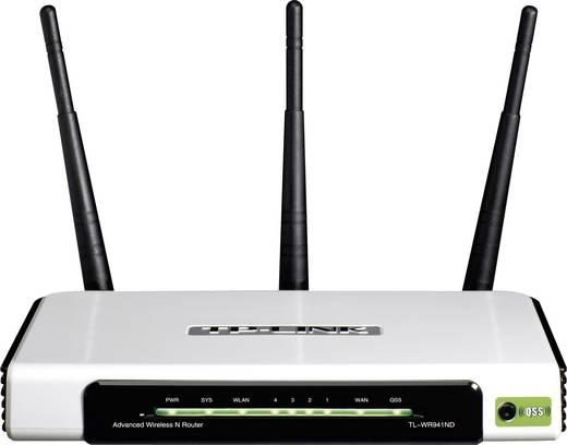 tp link tl wr941nd wlan router 2 4 ghz 300 mbit s kaufen. Black Bedroom Furniture Sets. Home Design Ideas
