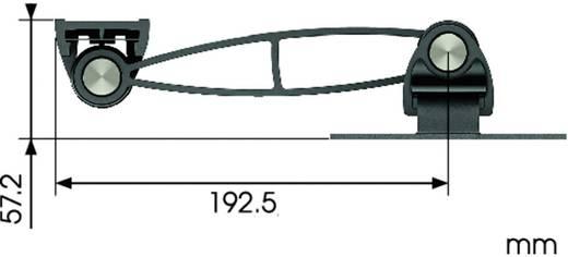 "Vogel´s WALL 1025 BLACK LED/LCD-Wandhalter 43 - 66 cm (17"" - 26"") Schwarz"