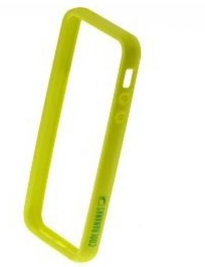 iPhone Bumper Cool Bananas HardCase FRAMEit Bumper Passend für: Apple iPhone 5, Apple iPhone 5S, Apple iPhone SE, Grün