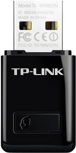 Clé WiFi USB 2.0 TP-LINK TL-WN823N 300 Mo/s