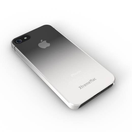 XtremeMAC HardCase Microshield iPhone Backcover Passend für: Apple iPhone 5, Apple iPhone 5S, Apple iPhone SE, Weiß