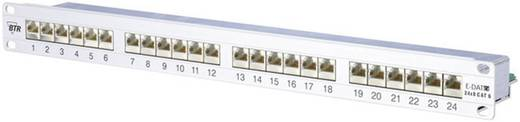 24 Port Netzwerk-Patchpanel Metz Connect 130855-E CAT 6 1 HE