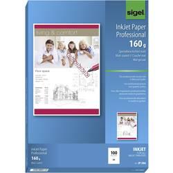 Papier do atramentovej tlačiarne Sigel Inkjet Paper Professional, IP286 A4, 100 listov