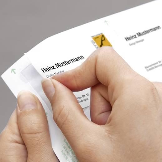 Bedruckbare Visitenkarten, glatte Kanten Sigel LP800 85 x 55 mm 250 g/m² Hoch-Weiß 100 St.