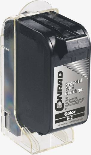 Tinte ersetzt HP 78 Kompatibel Cyan, Magenta, Gelb H-2 H-2