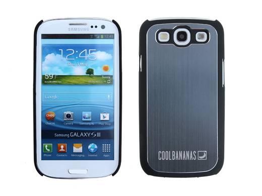 Cool Bananas Hoodie Backcover Passend für: Samsung Galaxy S3, Samsung Galaxy S3 LTE, Samsung Galaxy S3 Neo Schwarz