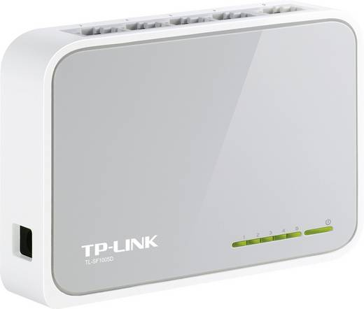 Netzwerk Switch RJ45 TP-LINK TL-SF1005D 5 Port 100 MBit/s