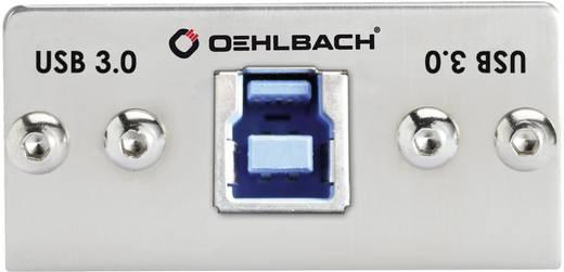 USB 3.0 Multimedia-Einsatz mit Kabelpeitsche Oehlbach PRO IN MMT-C USB.3 B/A
