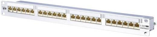 24 Port Netzwerk-Patchpanel Metz Connect 130853-E CAT 5e 1 HE