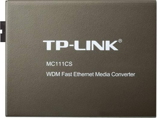 LAN, SFP Netzwerk-Medienkonverter 100 MBit/s TP-LINK MC111CS