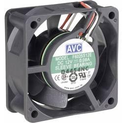 PC ventilátor 60 x 60 x 25 mm