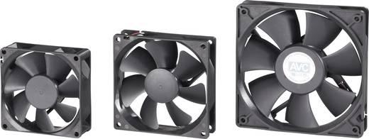 PC-Gehäuse-Lüfter AVC F8025 (B x H x T) 80 x 80 x 25 mm