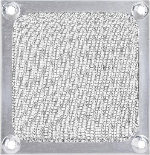 PC-Lüftergitter mit Filter 80 x 80 mm
