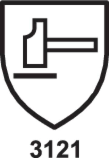 KCL 665 Handschuh GemoMech® Nitril, Polyamid, Polyurethan Größe (Handschuhe): 8, M