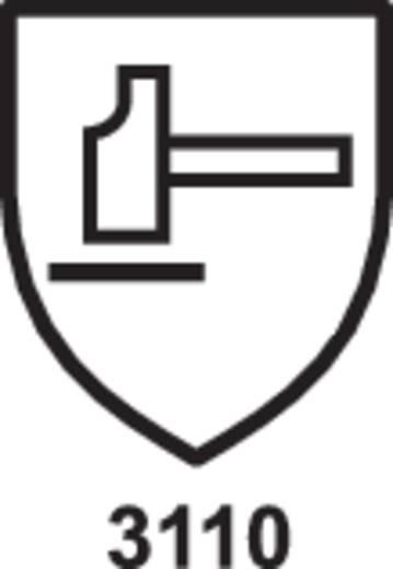 KCL 629 Feinstrickhandschuh FiroMech® Polyurethan, Polyamid Größe (Handschuhe): 8, M