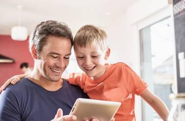 Elternfinanzierte Endgeräte