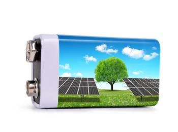 Umweltfreunlicher Strom