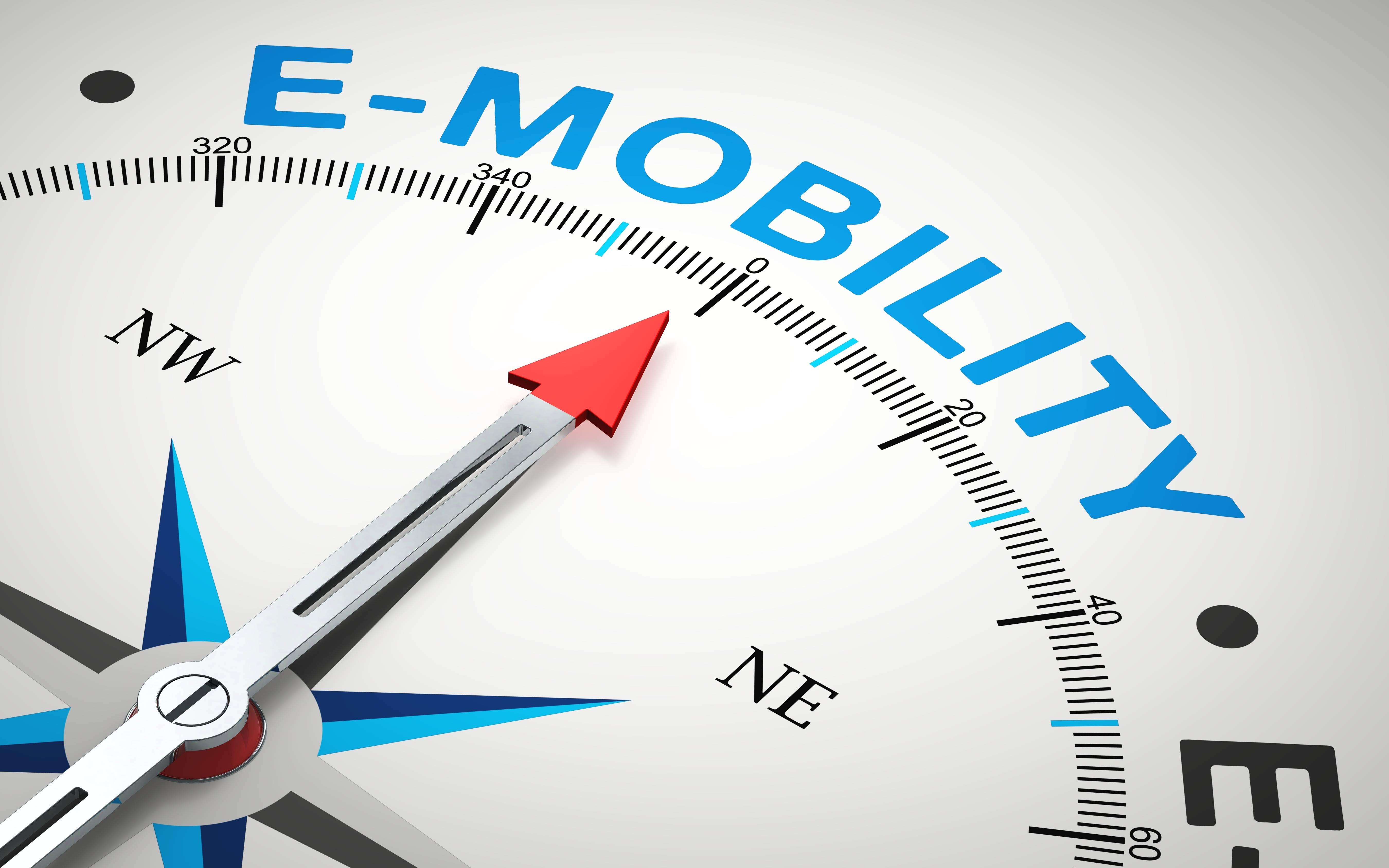 Trend zur Elektromobilität