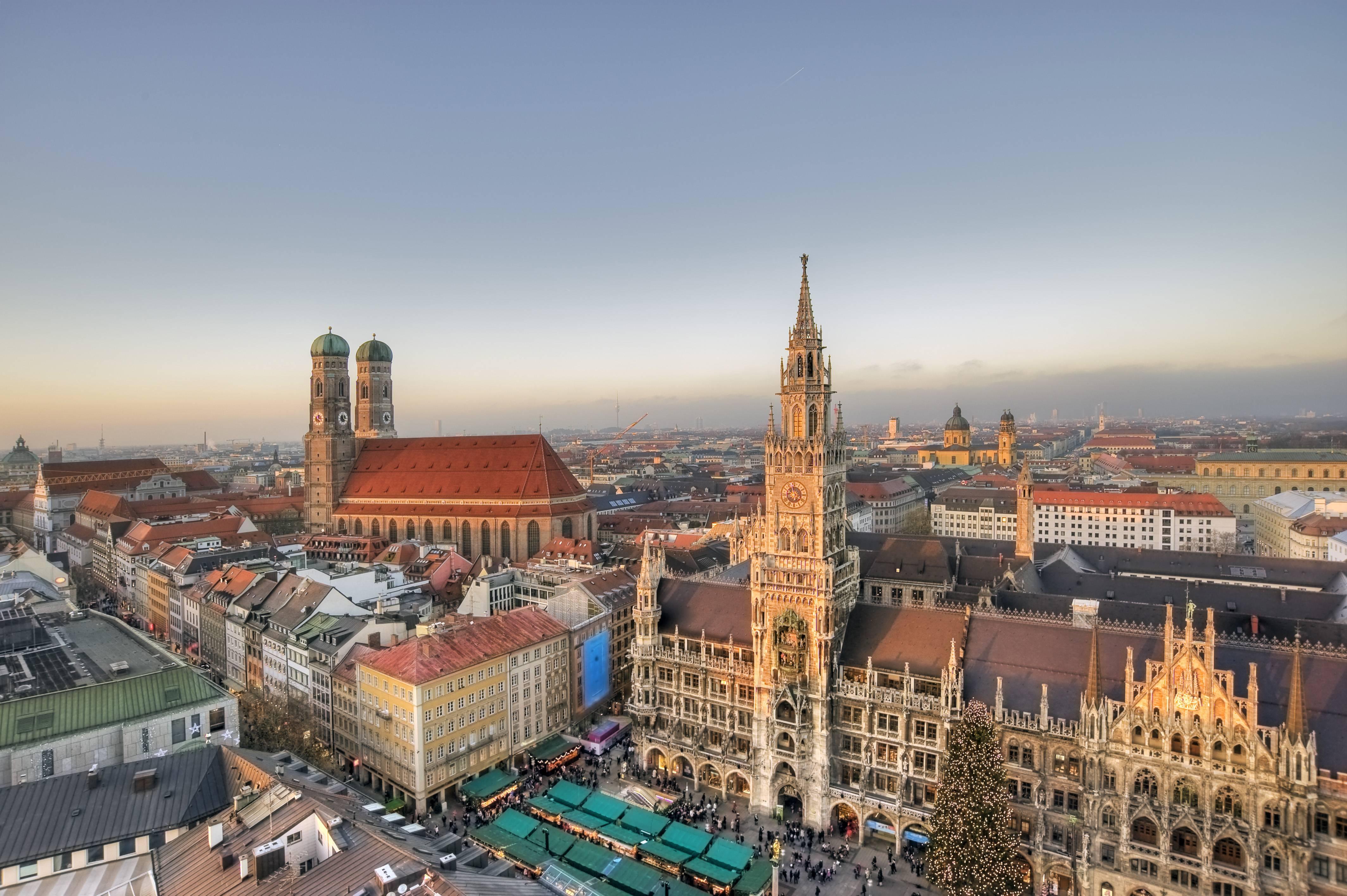 Großstadt München