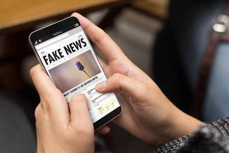 Fake News sehen oft vertrauenswürdig aus