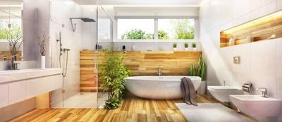 Feuchtraum Badezimmer