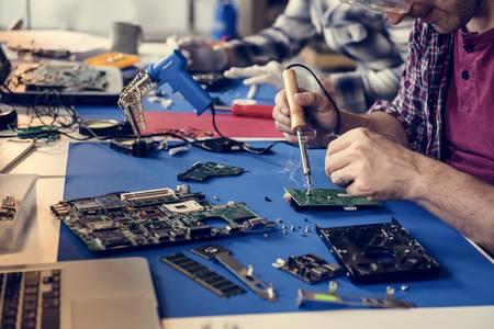 Optokoppler in Mikroprozessoren