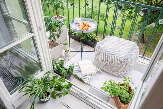 Die Balkonsaison eröffnen