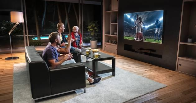 Smart TV zuhause