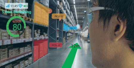 AR in der Industrie
