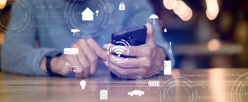Smart Home-Steuerung per Handy, Tablet oder Computer