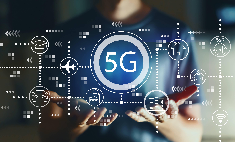 5G-Mobilfunknetz