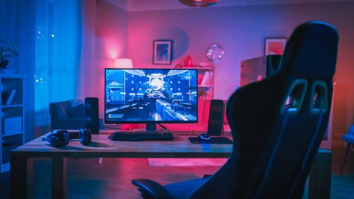 Monitor zu Gaming-PC