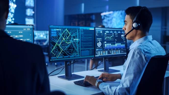 Einsatz von Monitoren im professionellen Bereich