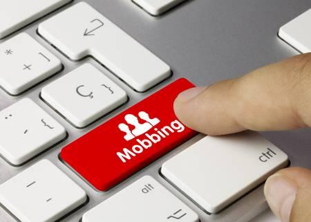 Digitales Mobbing heißt Cyber Mobbing