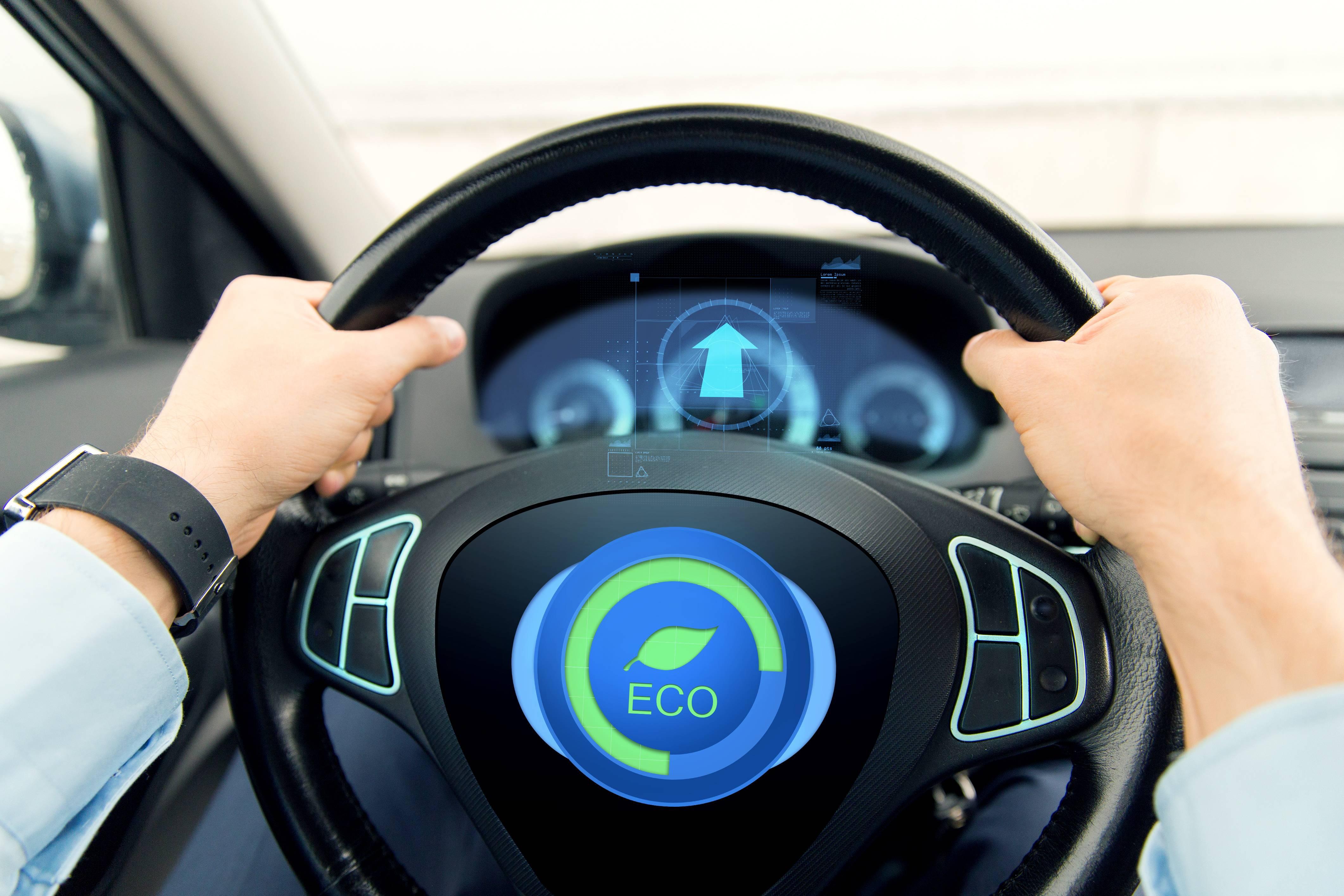Elektroauto mit ECO-Mode