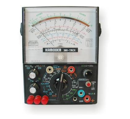 Analogmultimeter