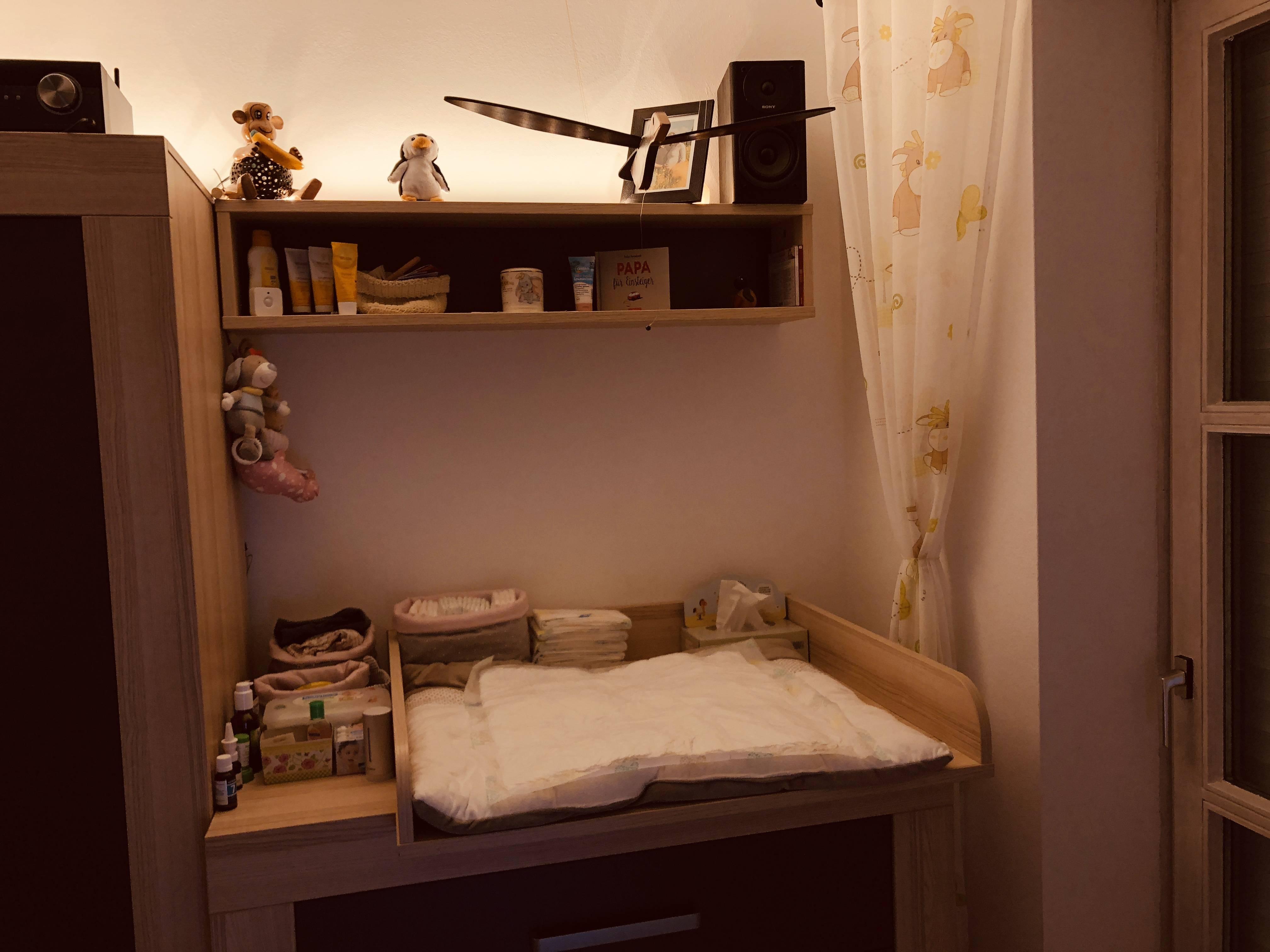 Wickeltisch Beleuchtung Mit Smart Home Einrichten