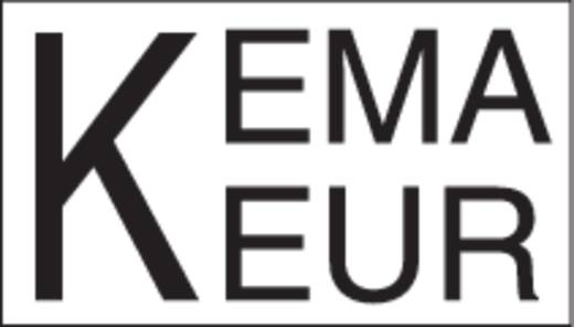 Netz-Anschlusskabel Netz-Buchse - Kabel, offenes Ende Gesamtpolzahl: 2 + PE Schwarz WAGO 771-9993/106-201 2 m 1 St.