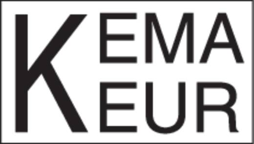 Netz-Steckverbinder Serie (Netzsteckverbinder) AC Buchse, gewinkelt Gesamtpolzahl: 2 + PE 16 A Schwarz Adels-Contact 1 St.