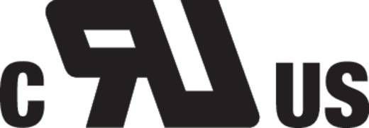 Sensor-/Aktor-Steckverbinder, konfektioniert M12 Buchse, gewinkelt 5 m Polzahl (RJ): 4 Escha 8045279 AL-WWAKS4-5/S370 1