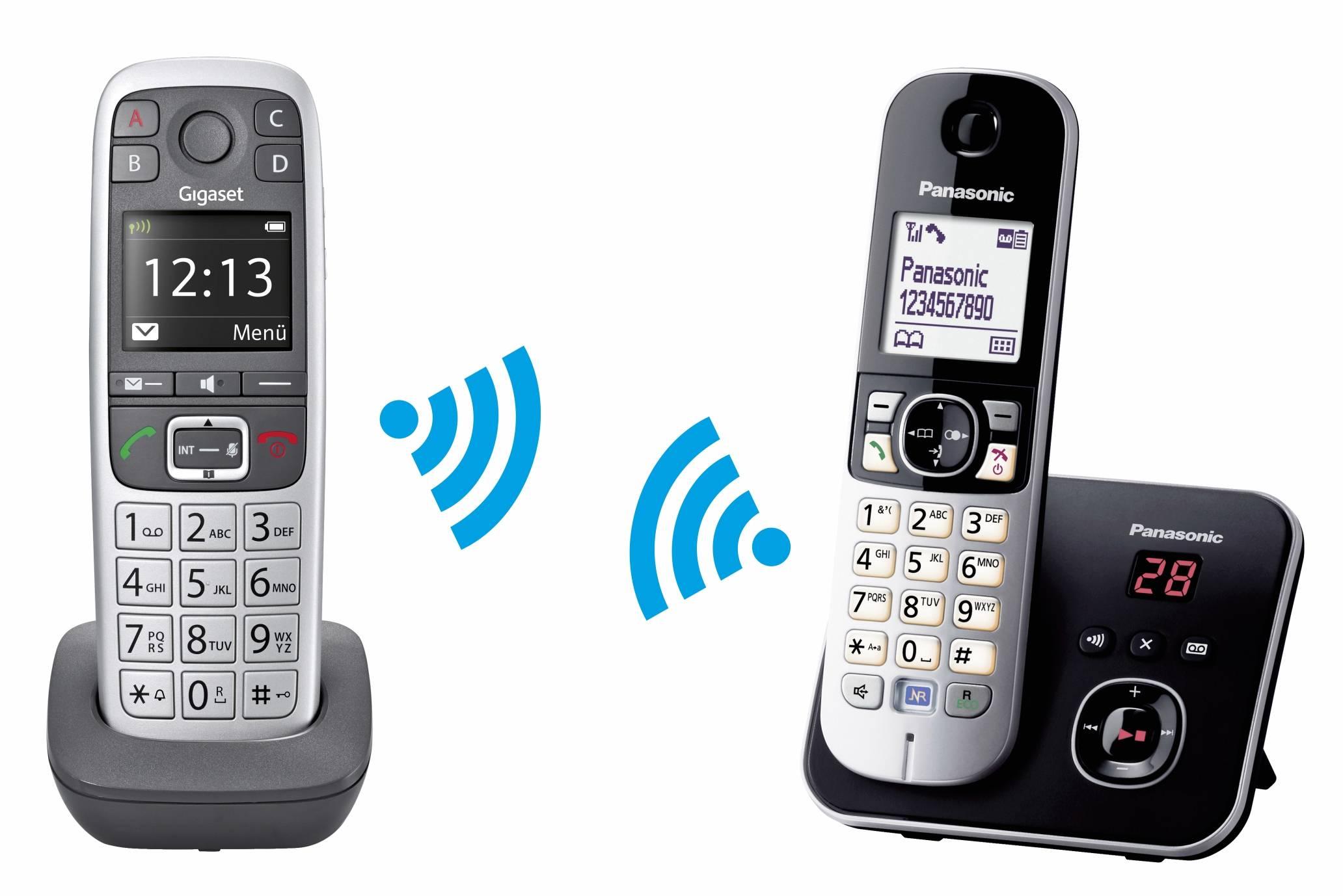 DECT/GAP-Telefone kommunizieren herstellerübergreifend