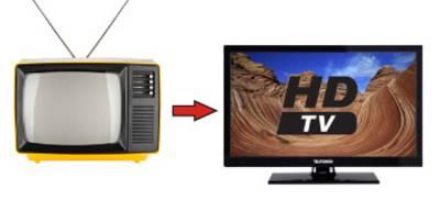 DVB-T Qualitätsunterschied