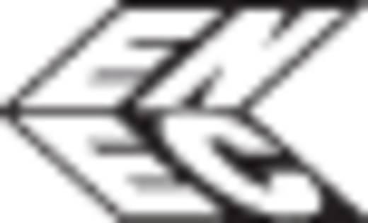 Kaltgeräte Anschlusskabel [ Schutzkontakt-Stecker - Kaltgeräte-Buchse C13] Schwarz 2 m HAWA 1008230