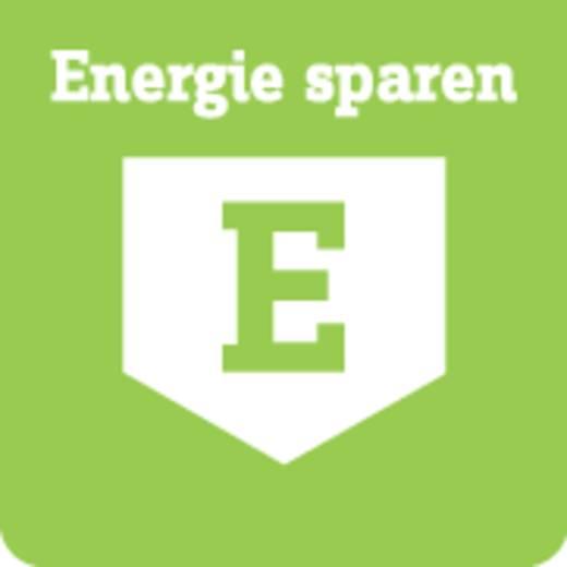 Solar-Gartenleuchte 572129 LED Tageslicht-Weiß Schwarz